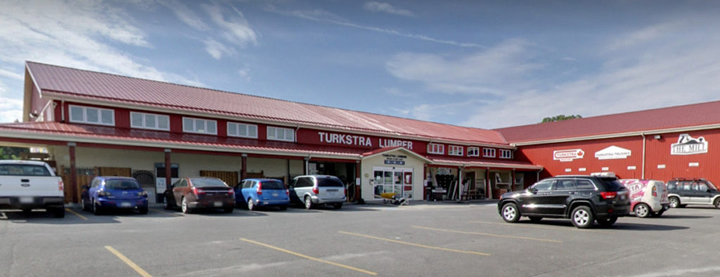 Turkstra Lumber Simcoe - Building supplies and materials for windows, decking, fence, tools, paint experts and more!